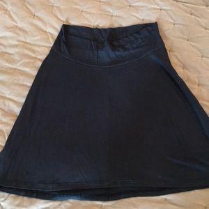 French Maternity skirt